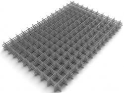 Сетка сварная кладочная 1х2м, ячейка 55х55мм, 3мм